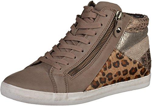 Famosas De Zapatos Gabor 36.426.47 Negro gris