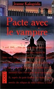 Couverture de Le pacte avec un vampire