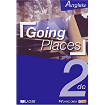 Going Places 2e Workbook+cd