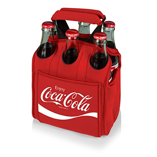 Picnic Time Coca-Cola 6-Pack Insulated Cooler Tote