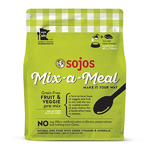 Sojos Mix-A-Meal Pre-Mix Natural