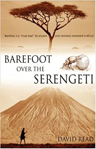 Barefoot over the Serengeti book cover