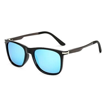 Amazon.com : YLNJYJ Gafas De Sol Unisex De Aluminio Retro ...