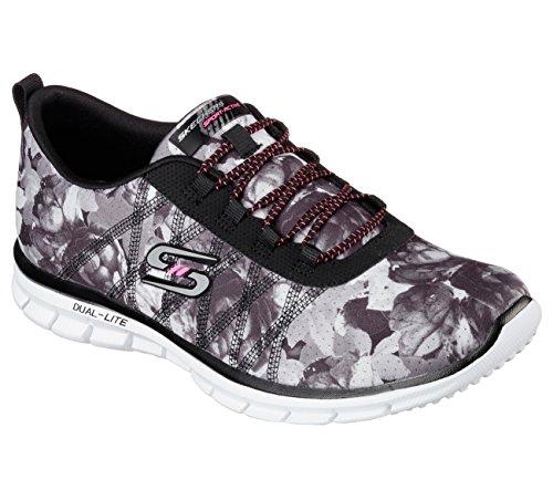 Glider Femme Sneakers Posies Skechers Basses 7xqdAp67Hw