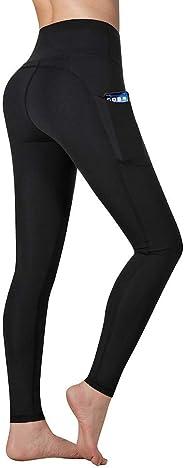 Vimbloom Yoga Pants for Women Sports Leggings High Waist Tummy Control Workout Flex Running Tights VI263