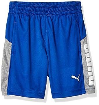 PUMA Boys Boys' Performance Shorts Shorts - Blue - 2T