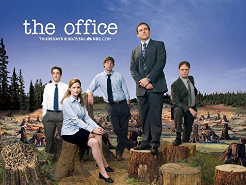 TV Show The Office US Michael Scott Poster Print Rolled
