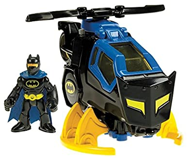 Fisher-Price Imaginext DC Super Friends, Batcopter from Fisher-Price F