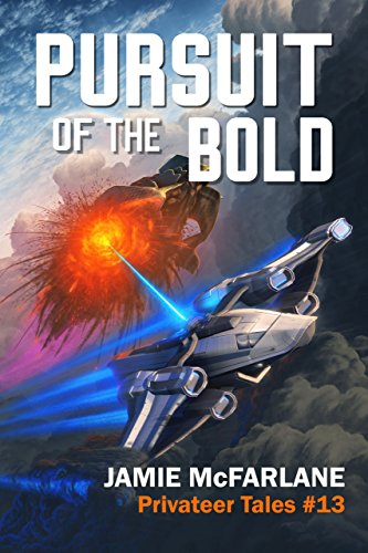 Pursuit of the Bold (Privateer Tales Book 13) cover