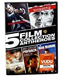 Mel Gibson in the Road Warrior / Conspiracy Theory / Payback / Edge of Darkness / We Were Soldiers - 5 Mel Gibson Movies