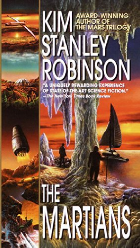 The Martians (Mars Trilogy)