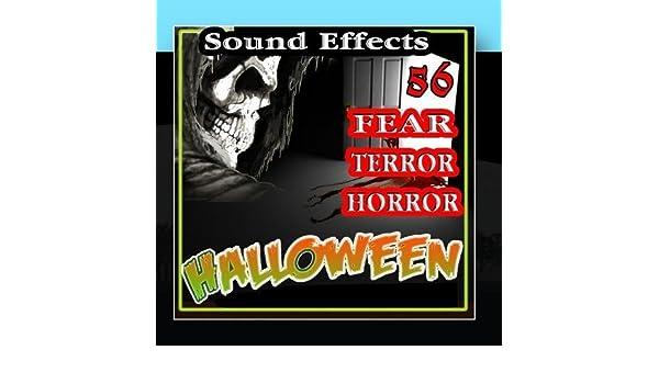 sounds effects wav files studio 56 sound effects fear terror horror halloween by sounds effects wav files studio amazoncom music - Halloween Wav Files
