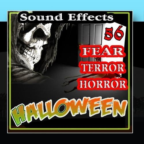 56 Sound Effects Fear Terror Horror Halloween by Sounds Effects Wav Files Studio