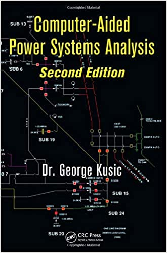 Computer Aided Power System Analysis Book