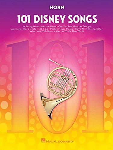 (101 Disney Songs: for Horn)