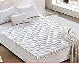 DHWJ Padded mattress Water-washable protective mat Non-slip grinding mattress Mattress-A 150x200cm(59x79inch)