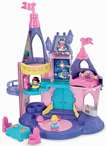Fisher-Price Little People Disney Princess, Songs Palace ()