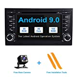 TOOPAI Android 9.0 Car Radio for Mercedes Benz Sprinter B200 Viano Vito W639 W169 W245 W209 Double Din Car Stereo GPS Navigation Car GPS Media Player Support Screen Mirror SWC Full RCA Output
