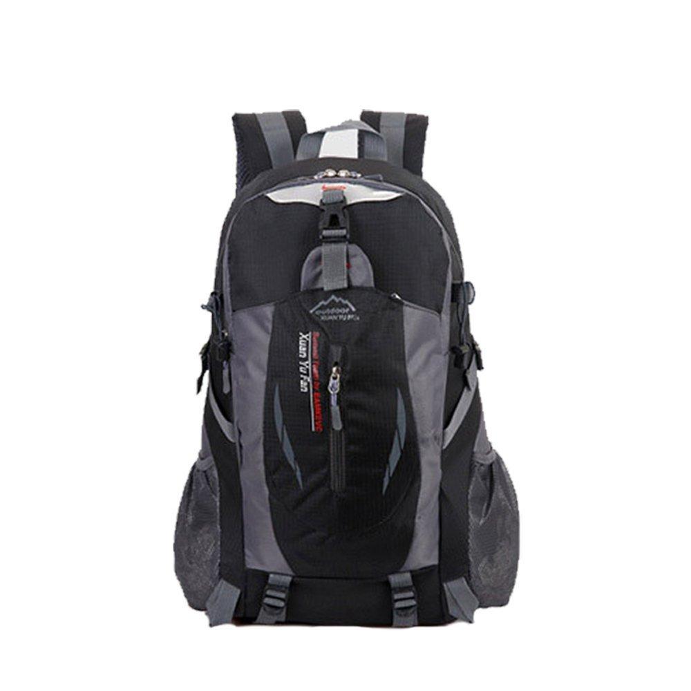 Anano - Mochila de 40 l resistente al agua para senderismo, montañismo, viajes, escalada, ciclismo, para correr, ir de acampada, deportes al aire libre..., ...
