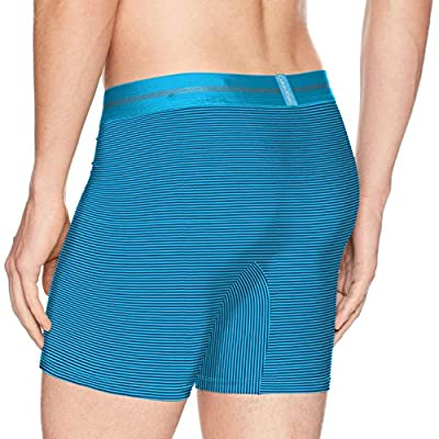 Calvin Klein Men's Underwear Focused Fit Boxer Briefs