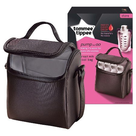 New Pump and Go Breast Milk Insulated Cool Bag