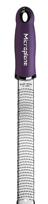 34 opinioni per Premium Zester Reibe, lila von Microplane