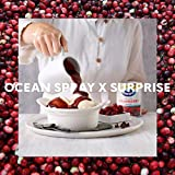 Ocean Spray Cranberry Sauce Jellied, Cherry 14 Ounce
