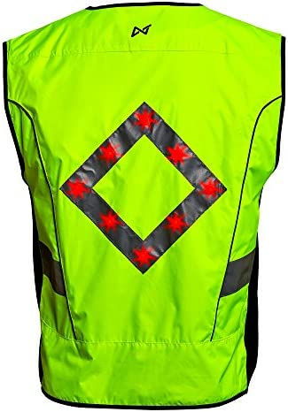 WildSaver Reflective Rechargeable Visibility Pockets product image