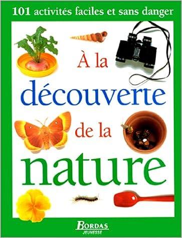 Livre gratuits ÂA la découverte de la nature pdf