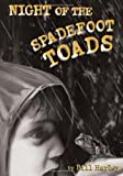 Night of the Spadefoot Toads, Bill Harley, 1561454591
