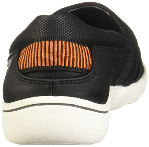 Negro para 39104 Mujer Zapatillas de Serena Flexi Deporte ROgvRx