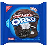 Oreo Filled Cupcake Chocolate Sandwich Cookies (10.7-Ounce Package)