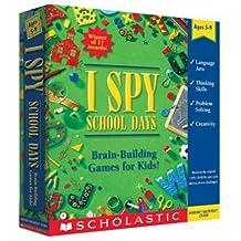 I Spy School Days (Ages 5-9)
