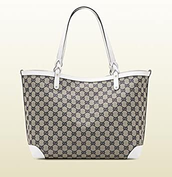 ec7fbc088d9 Gucci Craft Original GG Canvas Tote- Large (4085)  Amazon.co.uk  Luggage