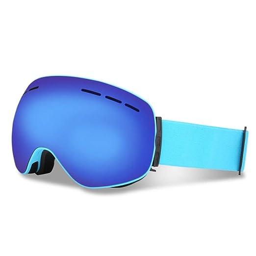 F.RUI Gafas de Esquí, ZA-40 Gafas de Esquiar para Mujer Hombre ...