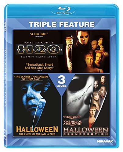 The Halloween Collection [Blu-ray] -