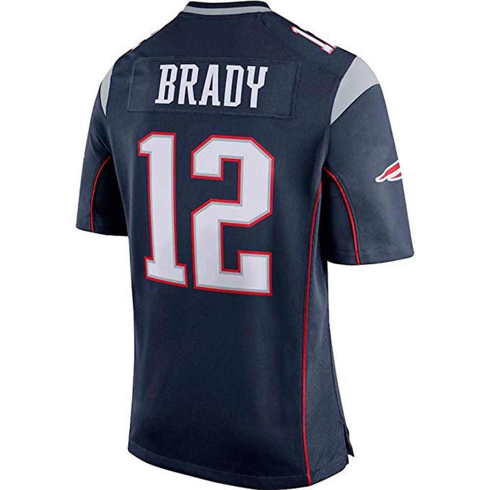 Geniers Tom/_Brady/_Jersey,#12/_Custom/_Football/_Jerseys