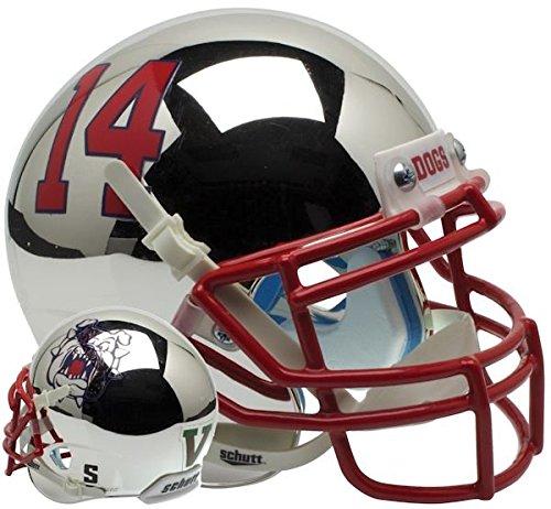 NCAA Fresno State Bulldogs Chrome Mini H - State Bulldogs Helmet Shopping Results