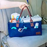 Baby Diaper Caddy Organizer - 15 x 10 x 7 - Nursery
