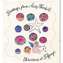 Greetings from Andy Warhol: Christmas at Tiffany's