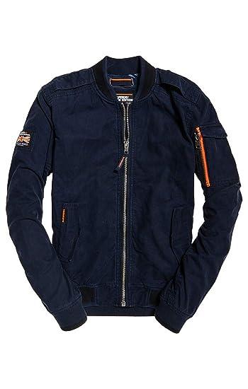 55604426 Superdry Men's Rookie Duty Bomber Jacket: Amazon.co.uk: Clothing