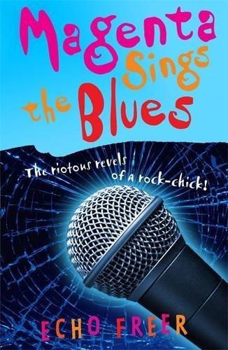 Magenta Sings The Blues (Magenta Orange) by Echo Freer (2008-06-19) PDF Text fb2 book