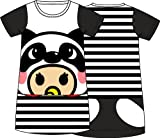 Products Bros. Rinne with Panda Hat Girl One Piece Top