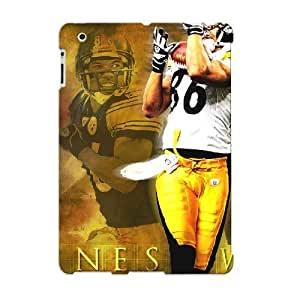 Appearance Snap-on Case Designed For Ipad 2/3/4- Pittsburgh Steelers Player(best Gifts For Lovers)