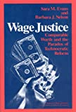 img - for Wage Justice: Comparable Worth and the Paradox of Technocratic Reform (Women in Culture & Society) book / textbook / text book