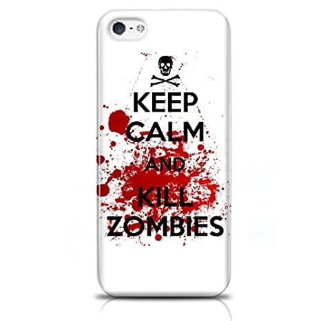 coque iphone 5 zombie