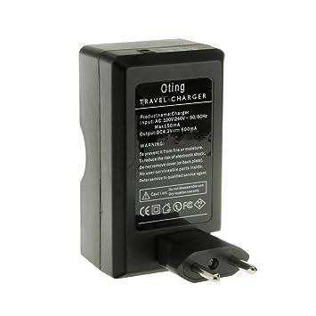 Cargador para pilas 18650. Funciona conectado a la corriente ...