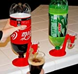 Soda Saver Dispenser Bottle Drinking Water Dispense Machine Gadget Party