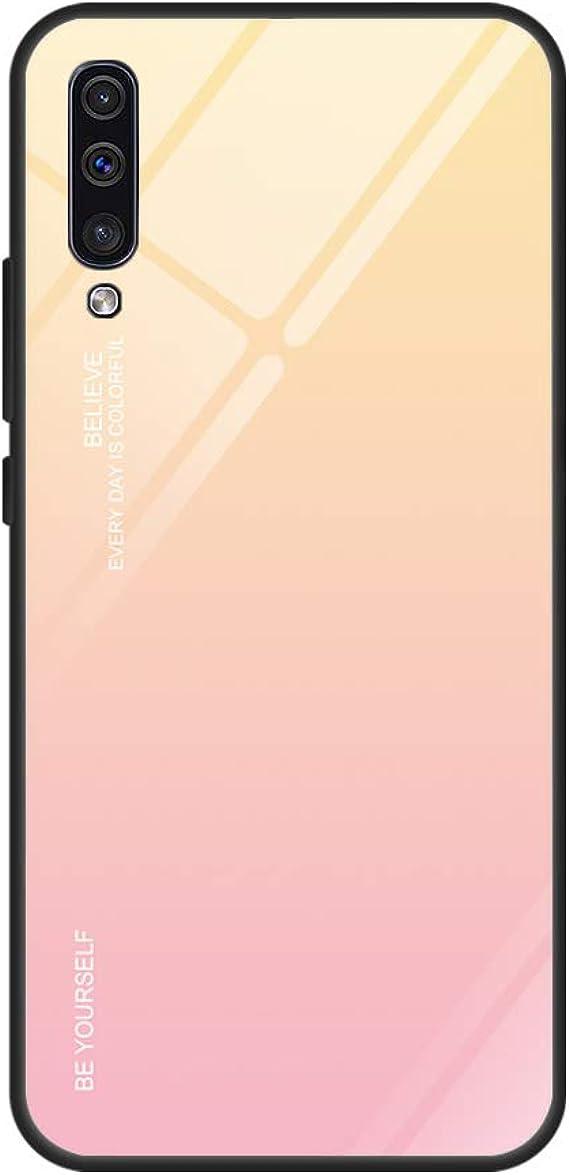 Coque Samsung Galaxy A50Blanc Marbre Silicone en GEL TPU Souple Coque Pour Galaxy A50