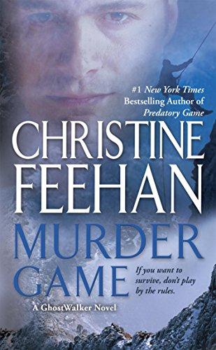 Murder Game Ghostwalker Novel Book 7 Kindle Edition By Christine